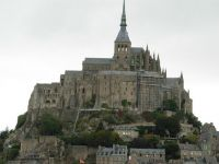 Mont St Michel at Normandy