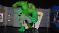 My Grandaughter and the Hulk