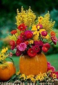 Podzimní kytice