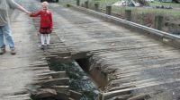 Idaho County public bridge