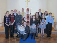 Confirmation, Baptism and Reception