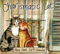 2019 Wall Calendar Charismatic Cats