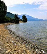 Peaceful Lake Ohrid, Macedonia