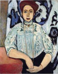 Henri Matisse (French, 1869,–1954), Greta Moll (1908)