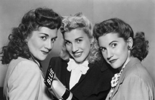 10* The Andrews Sisters