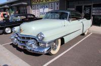 "Cadillac ""Series 62"" Coupé de Ville - 1953"