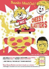 30 Rock: Cheesy Blasters