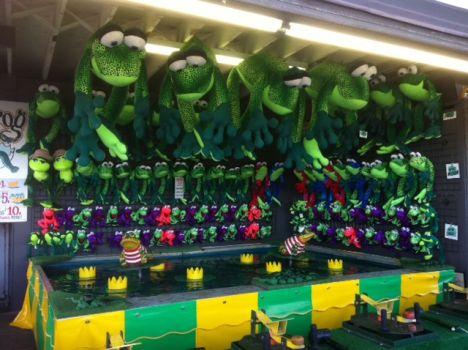 Frog Arcade Seaside Heights