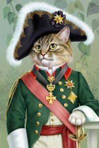 Historical Tom Cat