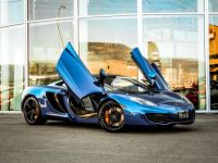 Azure 2012 McLaren MP4-12C - but WHY? (part 1 of 2)