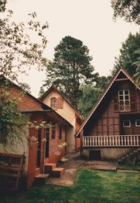 Beautiful Rustic House