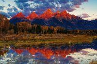 NASA: How the Teton Mountain Range, WY Was Formed