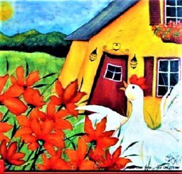 Brigitte Caille Art