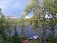 At McLean Lake