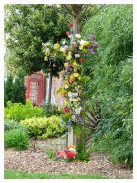 Cross in the Garden Easter Sunday 2020
