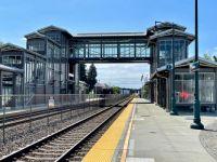 Mukilteo WA train station