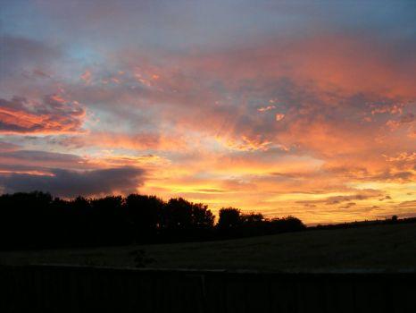 Sunset 1/9/13b
