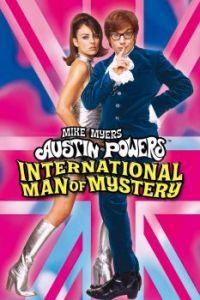 AUSTIN POWERS INTERNATIONAL MAN OF MYSTERY !