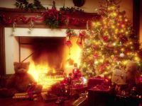Christmas Scene - My FAV holiday!