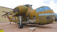Sikorsky CH-37B Mojave. Pima Air and Space Museum.