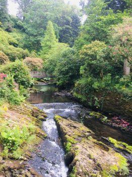 Bodnant Gardens, North Wales