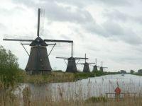 Windmills - The Netherlands