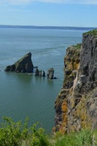 Cape Split, Nova Scotia