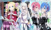 Re ZERO-Starting Life in Another World 5