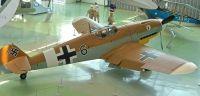 Messerschmitt Bf109G-2. RAF Museum, Hendon.
