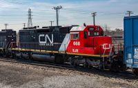 EJ&E(CN) SD38-2 #668