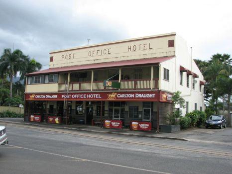Post Office Hotel, Mossman