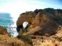 Rock arch, Algarve