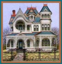 Majestic Victorian ~ Ferndale, California