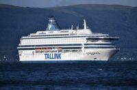 The cruise ferry SILJA EUROPA