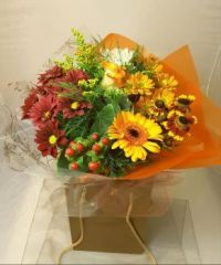 Happiness is.... Out of Africa Bouquet.