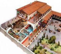 "Themes ""Buildings""  - Roman Villa"