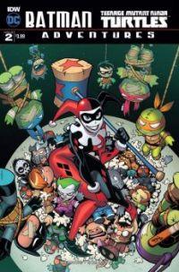 。.:*☆batman adventures & teenage mutant ninja turtles☆*:.。.