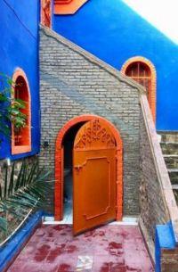 Orange Entrance, Morocco