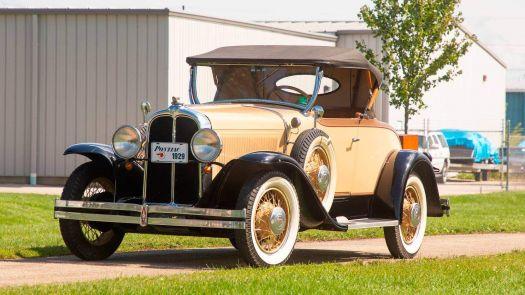 1929 Pontiac Roadster