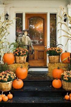 Autumn Door by Debi Mullins