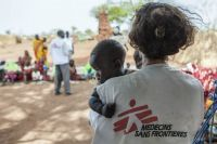 Fighting malnutrition in Yida Refugee Camp