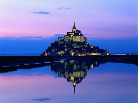 The Old World - Mont Saint-Michel
