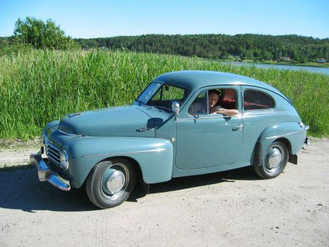 Volvo 444 AS 1950