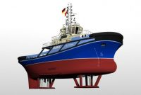 tug with Voith Schneider propulsion!!