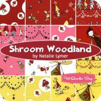 woodland shrooms