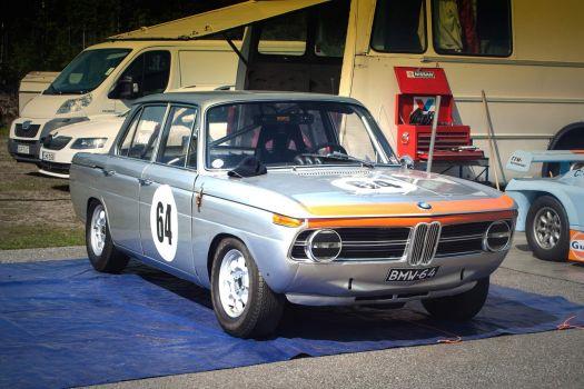 1964 BMW 1800Ti Historic Race Car