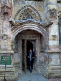 Rosslyn Chapel Scotland