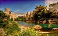 Mostar - Bosna Hercegovina.