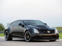 Cadillac CTS-V by Hennessey 2012