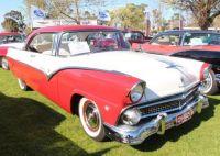 """Ford """"Fairlane"""" - Club Victoria - 1955"""